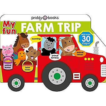 My Fun Farm Trip by Roger Priddy - 9781783418886 Book
