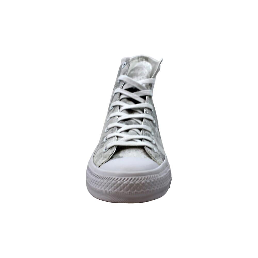 Converse Chuck Taylor Jacquard Hi Hvit/mus 149542c Menn's