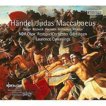 Judas Maccabaus [CD] USA import