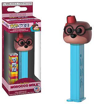 Hanna Barbera - Marokko Mole USA tuonti
