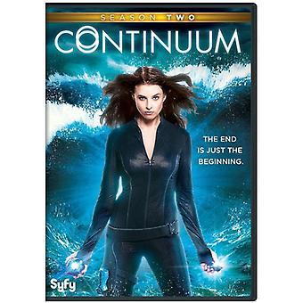 Continuum - continuo: Temporada 2 [DVD] USA importar