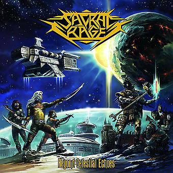 Sacral Rage - Beyond Celestial Echoes [CD] USA import