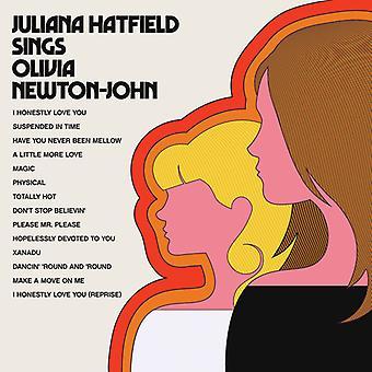 Hatfield*Juliana - Juliana Hatfield Sings Olivia Newton-John [CD] USA import
