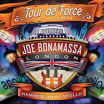 Joe Bonamassa - Tour De Force: Live in London - Hammersmith Apollo [CD] USA import