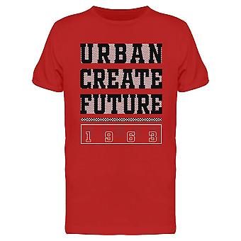 Urban Create Future Tee Men's -Imagen de Shutterstock