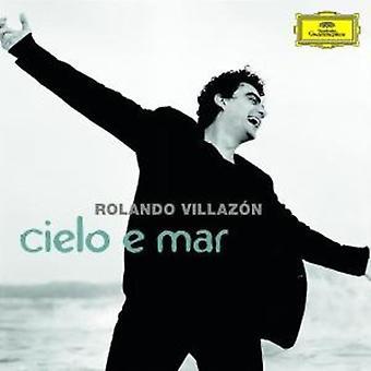 Rolando Villazon - Cielo E Mar [CD] USA import