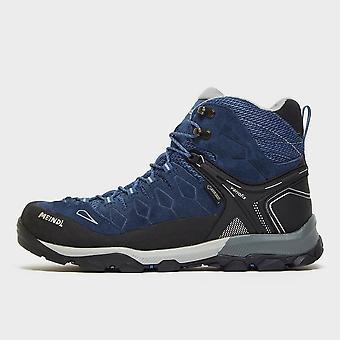 Meindl Women's Terano GTX Mid Walking Boot Blue