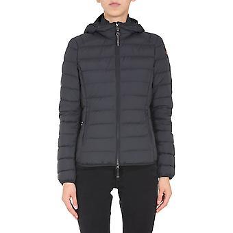 Parajumpers Pwjcksl35p37541 Women's Black Nylon Down Jacket