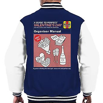 Haynes Perfect Valentines Organisator Manual Men's Varsity Jacket