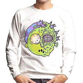 Rick and Morty Mutant Morty Men's Sweatshirt