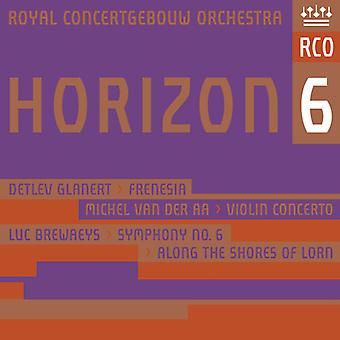 Zhang / Janson / Royal Concertgebouw Orchestra - Horizon 6 [CD] USA import