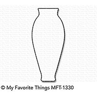 My Favorite Things Flower Vase Die-Namics