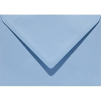 Papicolor 6X Sobre C6 114x162 mm Azul