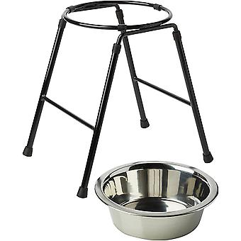Classic High Stand Feeder & Dog Dish