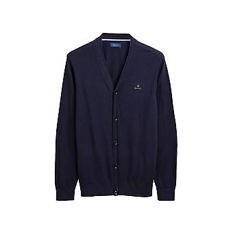Gant Men's Cardigans Regular Fit