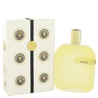 Opus Vi Eau De Parfum Spray By Amouage 3.4 oz Eau De Parfum Spray