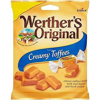 Werthers Original Creamy Toffees, 110g Bag
