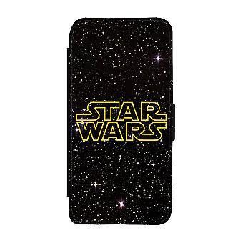 Star Wars Logo Samsung Galaxy S9 Wallet Case