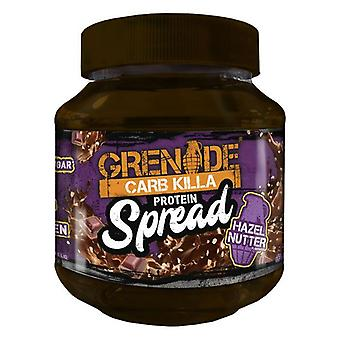Propagação de proteína killa de carboidratos de granada
