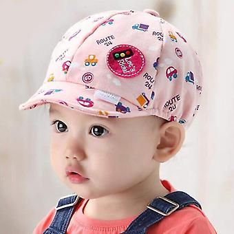 Cartoon Printed, Soft Cotton Baseball Cap