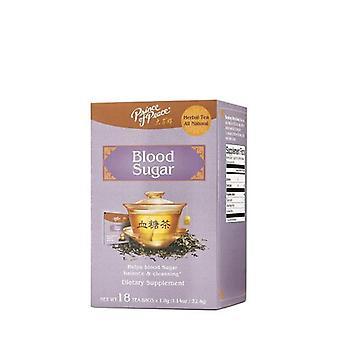Prince of Peace vércukorszint tea, 18 táskák