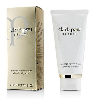 Cle De Peau Cleansing Clay Scrub 70ml/2.8oz
