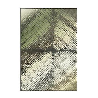 Atelier Matta 4439 Grön/Naturlig 170x240cm