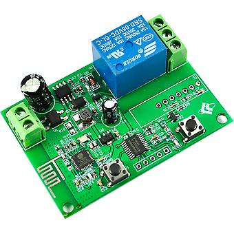 LC Technology 8-80V 1 Channel WIFI Relay Module (eWeLink-compatible)