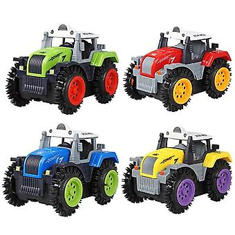Flip Car, Electric Stunt Farmer Car, Dump Truck, 4-wheel Drive Electric Toys