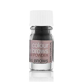 Lola Brow Colour My Brows Powder - Dark Charcoal