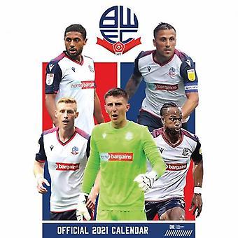 Bolton Wanderers Calendar 2021