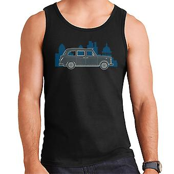 London Taxi Company TX4 Within The City Men's Vest