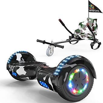 CITYSPORTS classical Hoverboard Segway with Adjustable Hoverkart