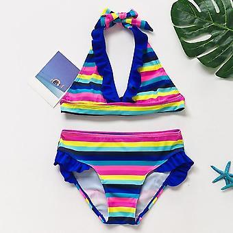 الفتيات بيكيني ملابس السباحة الصيف، ملابس السباحة أزياء ملابس السباحة الرياضية