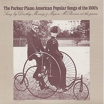 Mesney/McPherson - Parlour Piano: American Popular Songs of 1800's [CD] USA import