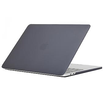 For 2016 New Macbook Pro 13.3 inch A1706 & A1708 Laptop Frosted Texture PC Protective Case (Black)