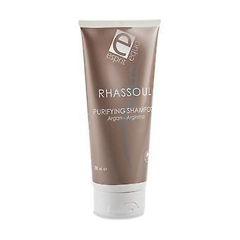 Rhassoul - argan shampoo 200 ml