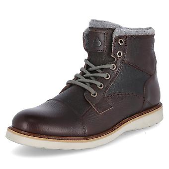 Bullboxer 194K80646ADBGY universal winter men shoes