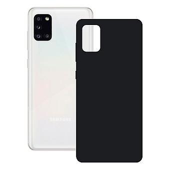 Case Samsung Galaxy A31 KSIX Silk Black