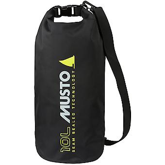 Musto Mens Essential Dry Water Tight Tube Roll Up Nylon Bag 10 Litres