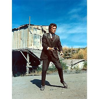 Dirty Harry Photo Print