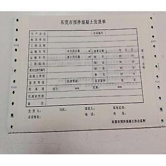 Invoice Carbonless Printing Paper
