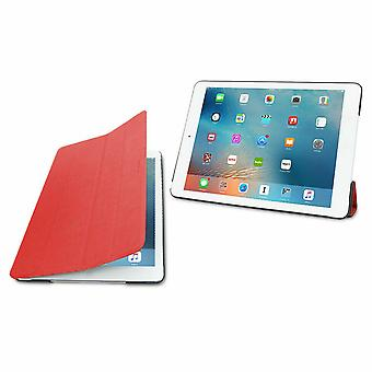 XtremeMac Ultrathin Total Protection MicroFolio Fall für iPad, Mohn rot