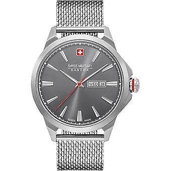 Swiss Military Hanowa - Armbanduhr - Unisex - 06-3346.04.009 - Day Date Classic -