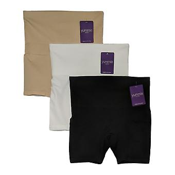 Yummie Shaper 3-pack Seamless Shaping Shortie White / Black 630-491