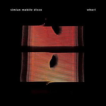 Simian Mobile Disco - Whorl (Trans Orange) [Vinyl] USA import