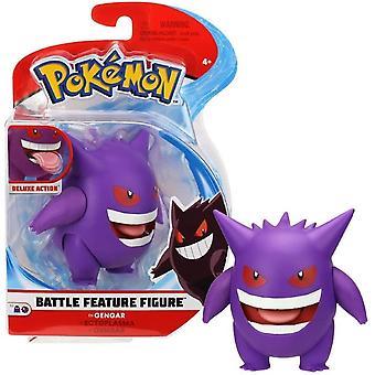 Pokemon battle feature 4.5 inch figure gengar