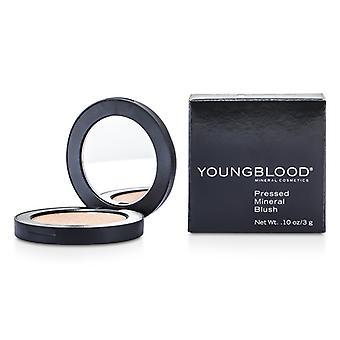 Youngblood Pressed Mineral Blush - Bashful 3g/0.11oz