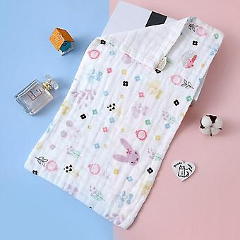 Cotton Baby Towels Scarf Swaddle Bath