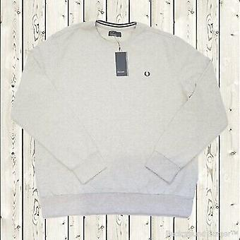 Fred Perry Crew Neck Jumper - SM4149-G16